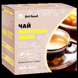 """Чай """"Монгольский с молоком"""""""